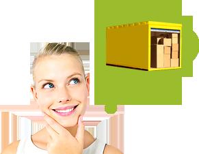 Portable Storage Unit | Storage on Site | Outdoor Storage ...