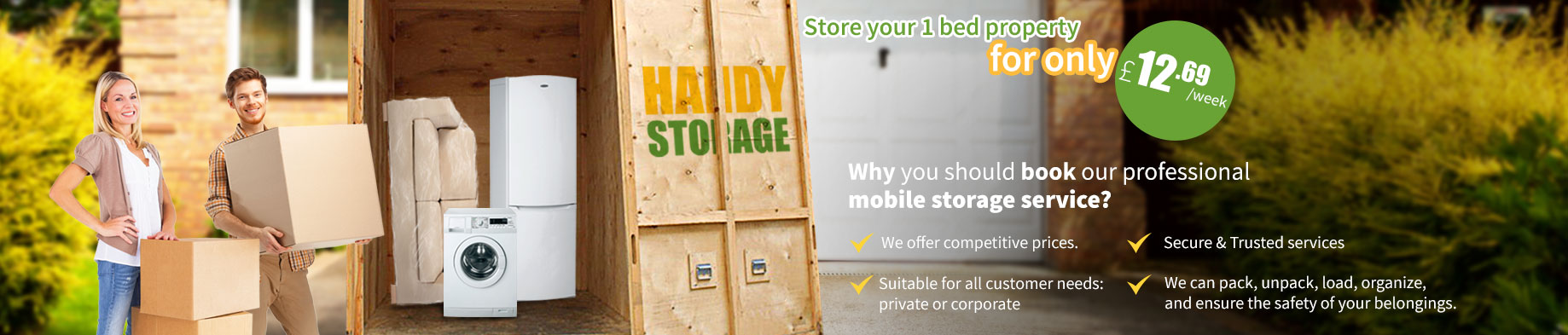 Handy Mobile Storage Ltd.